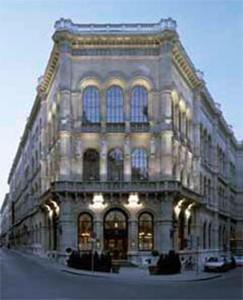 Café Central Image source: Palais Ferstel