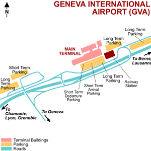 Genève Aéroport Image source: momondo group Ltd.