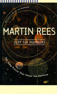 Just Six Numbers Image source: Basic Books