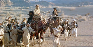 Lawrence of Arabia Image source: Columbia Pictures