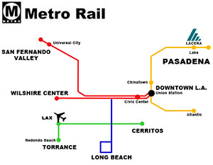 Metro Image source: Lacera