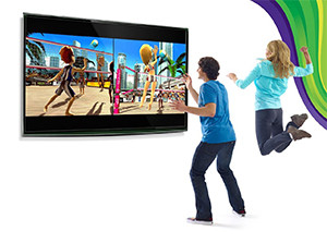 Microsoft Kinect Image source: Joel Taveras