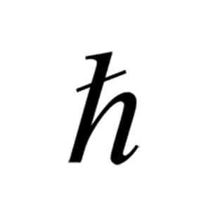 Planck Constant Image source: decodeunicode