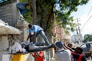 Port au Prince Image source: United Nations Development Programme