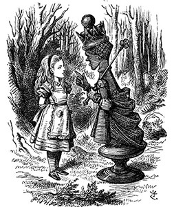 Red Queen Image source: John Tenniel