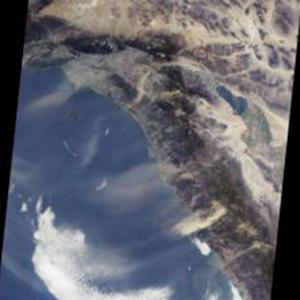 Santa Ana winds Image source: NASA/JPL/Caltech