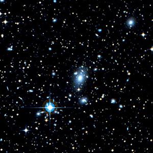 Shapley Supercluster Image source: Richard Powell