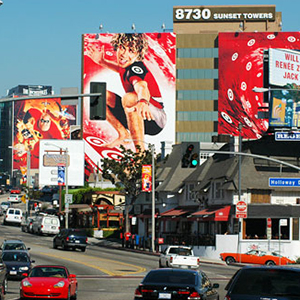 Sunset Boulevard Image source: Visit West Hollywood