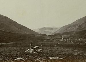Tejon Pass Image source: Alexander Gardner