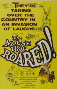 The Mouse that Roared Image source: Pop Culture Graphics