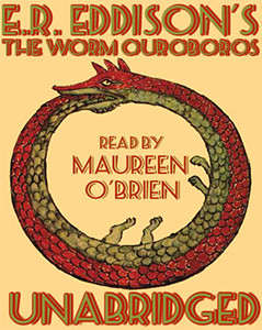 The Worm Ouroboros Image source: Maureen O'Brien