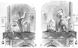 Through the Looking Glass Image source: John Tenniel