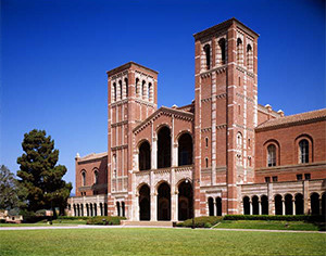 UCLA Image source: UCLA Campus Film Locations Gallery