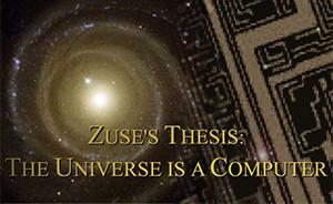 Universal Computer Image source: Jürgen Schmidhuber