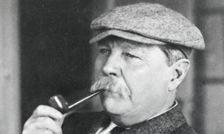 Sir Arthur Conan Doyle 1859-1930, Popperfoto