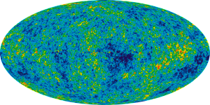NASA all-sky map from WMAP data