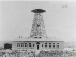 Wardenclyffe_Tower Tesla