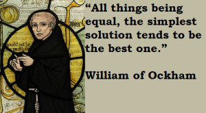 william-of-ockham-razor-quote