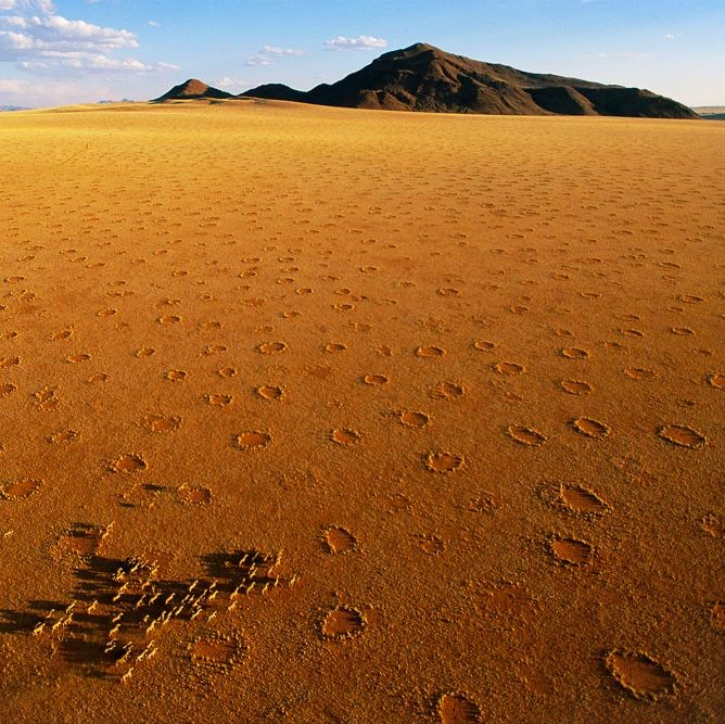 Namibian fairy circles cropped