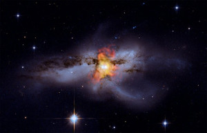 NASA two black_holes near merging