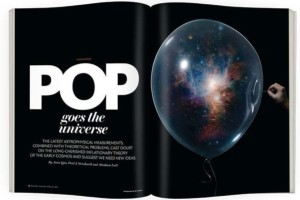 POP goes the universe SciAm